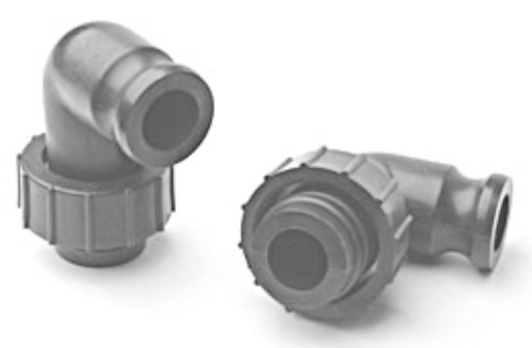 Double O-Ring Adaptor Fittings