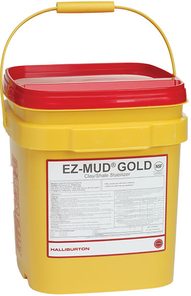 EZ-MUD GOLD Clay and Shale Stabilizer