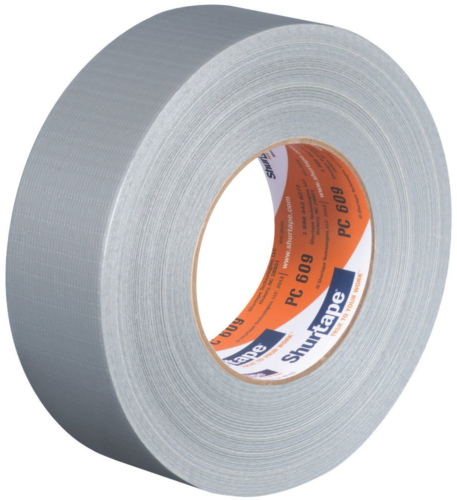 Performance Grade, Co-Extruded Cloth Duct Tape