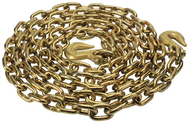 Grade 70 Transport Chain with Hook