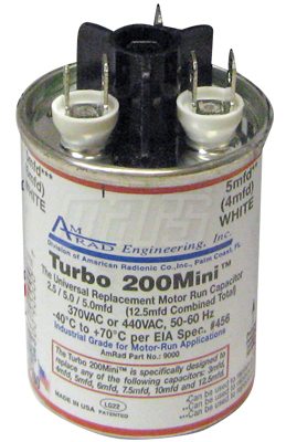 Model Turbo 200 Mini