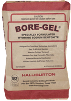 BORE-GEL Boring Fluid System