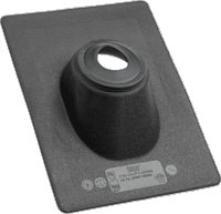 Thermoplastic Base No-Calk Roof Flashing